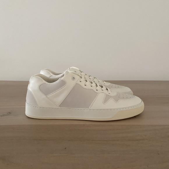 KOIO | Metro White Vintage Women's Sneaker 8 (US) / 38 (EU) - 4945858789412