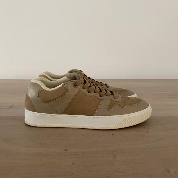 KOIO | Metro Taupe Vintage Men's Sneaker 9 (US) / 42 (EU) - 4945862098980