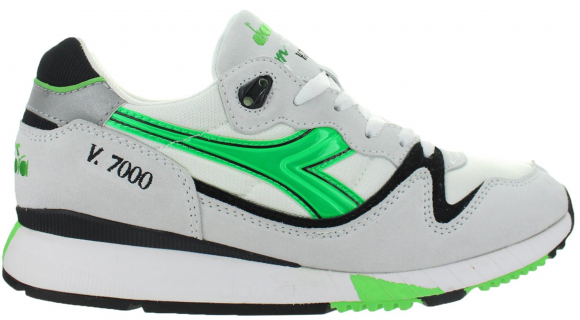Diadora V700 OG White Fluorescent Green - 501.161421-C3746