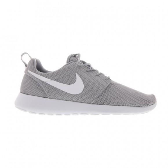 Nike Roshe One - Men's Running Shoes - Wolf Grey / White