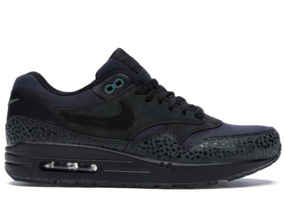 Nike Air Max 1 Black/Black-Bonsai