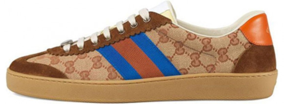 Gucci G74 'Brick Red Beige' Brick Red/Beige Sneakers/Shoes 521682-KY940-8370 - 521682-KY940-8370