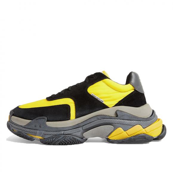 Triple S Black Yellow (2018) - 533886-W09T1-1087