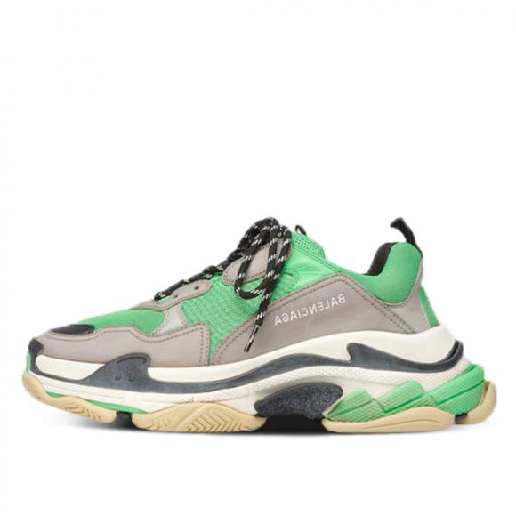 Triple S Green Grey (2019) - 536737W09OH3067