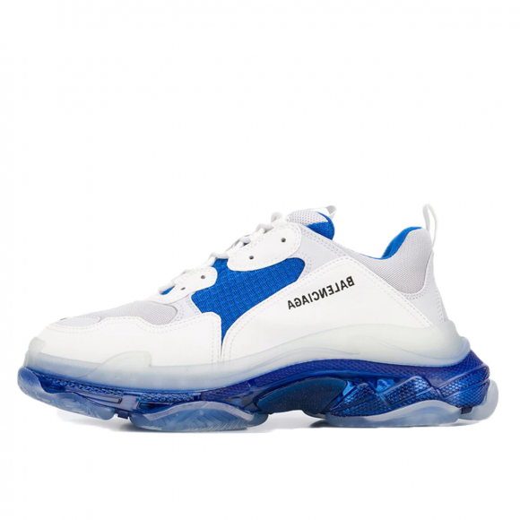 Triple S White Blue - 541624-W09ON-9169