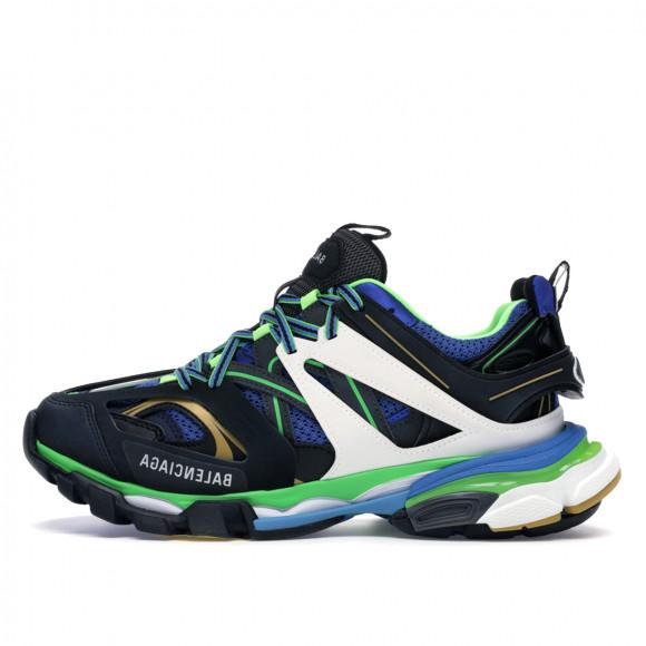 Track Sneaker Green White Blue (2019) - 542023-W1GB3-1097-/-542023-W1GB1-1097