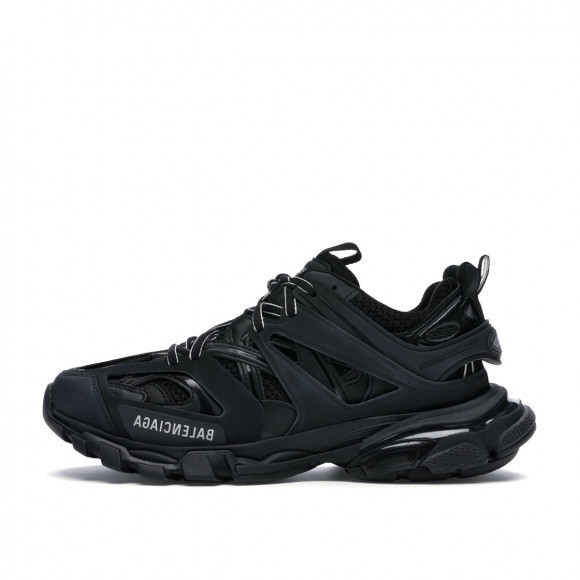 Balenciaga WMNS Track Sneaker Triple Black (2019) - 542436-W1GB1-1000
