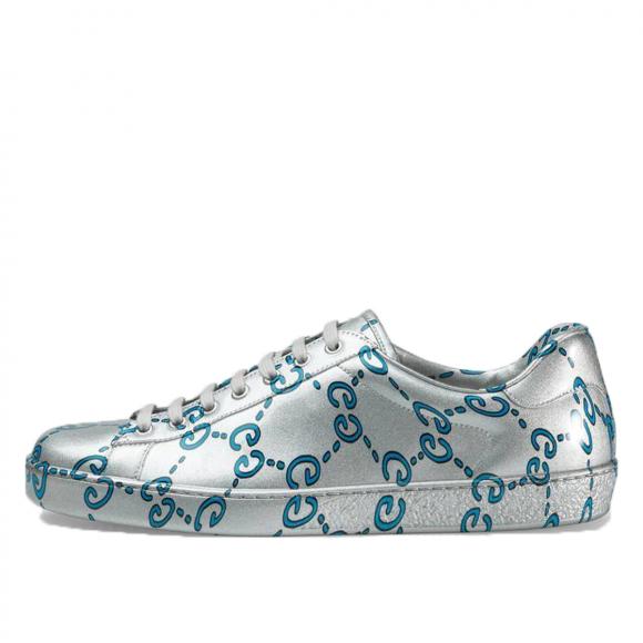 Gucci Ace GG Logo Sneaker - 548938-03J00-1905