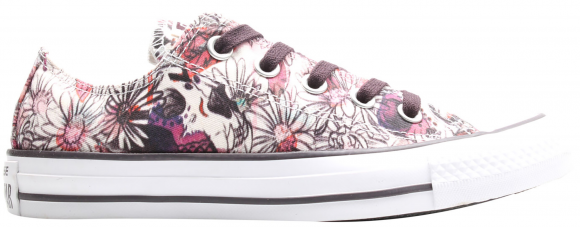 Converse Chuck Taylor All-Star Ox Print Daybreak Pink (W) - 551548C