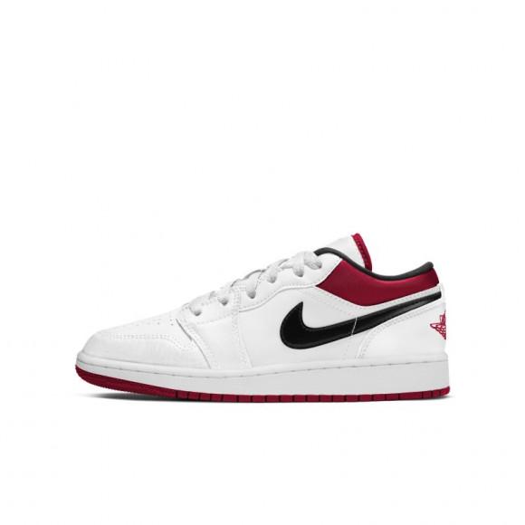 Junior Jordan 1 Low Trainer - 553560-118