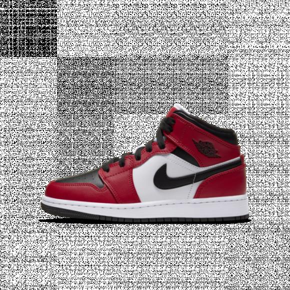 Mid - Grade School Shoes - 554725-069