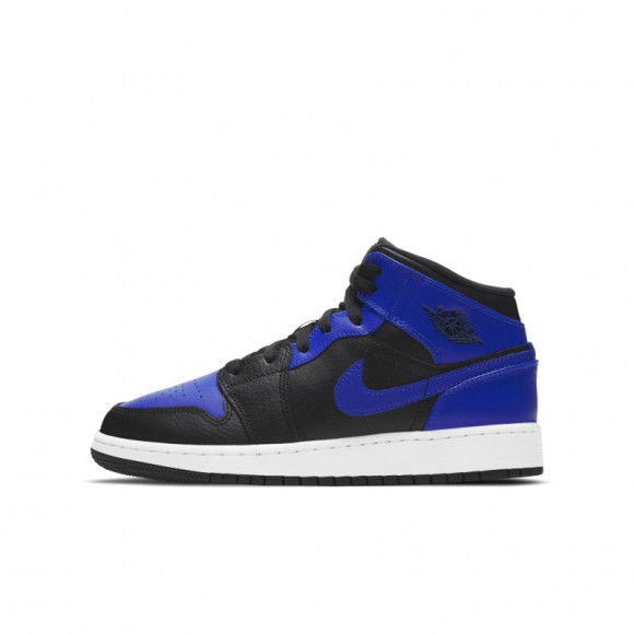 Air Jordan 1 Mid  (GS) - 554725-077