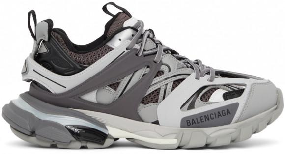 Balenciaga Grey Track Sneakers - 555036-W3AD3-1218