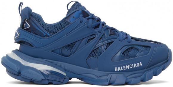Balenciaga Blue LED Track Sneakers - 555036-W3AD4