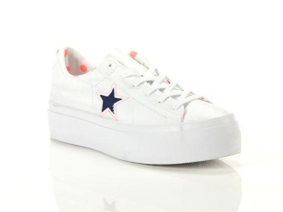One Star Platform blanca - 560700C