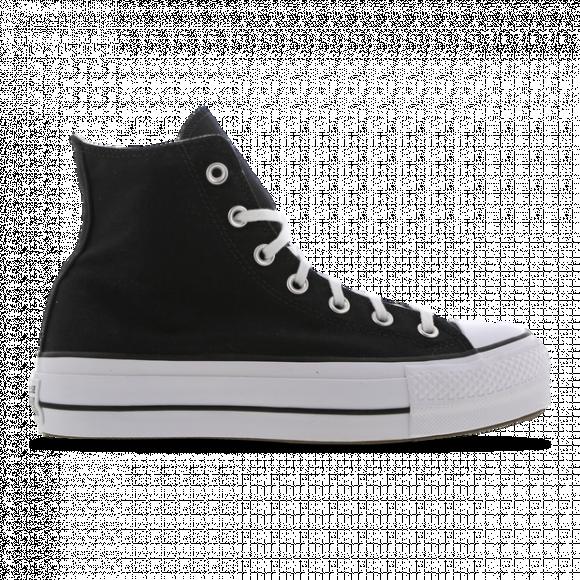 Converse Chuck Taylor All Star Platform High Top Black, White ...