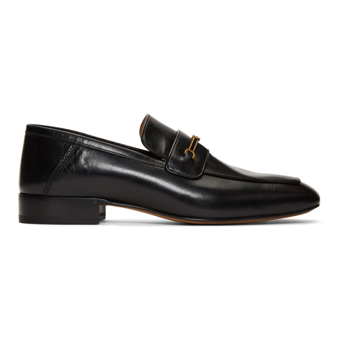 Gucci Black Yonder Loafers - 563264 0G0V0
