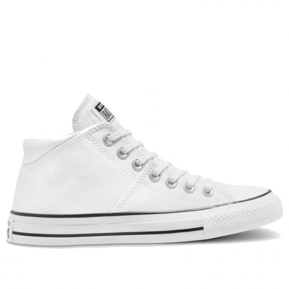 Converse Chuck Taylor All Star Madison Mid Canvas Pure White ...