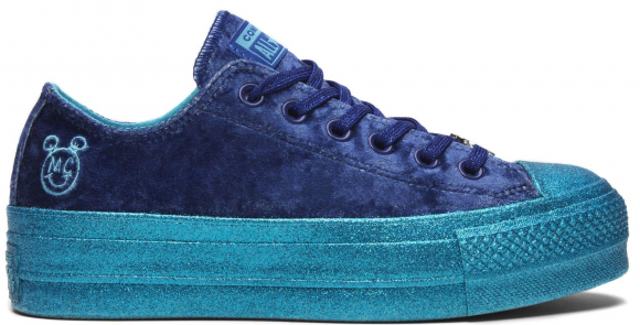 Converse Chuck Taylor All-Star Lift Ox Miley Cyrus Blue (W) - 563721C