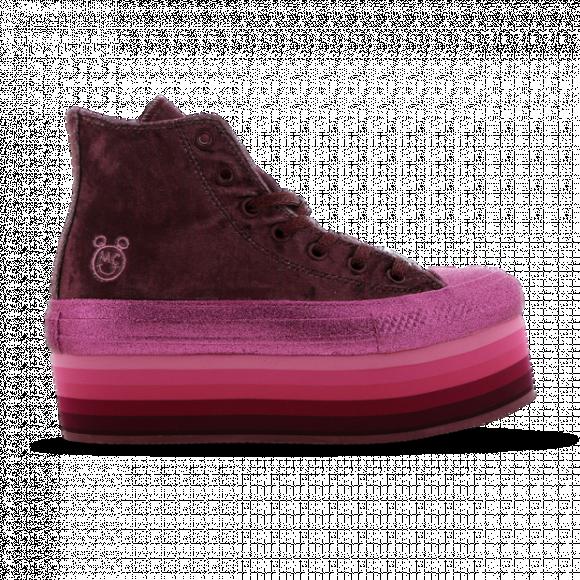 Converse Chuck Taylor All-Star Lift Hi Miley Cyrus Pink (W) - 563725C