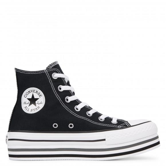 converse chuck taylor all star platform