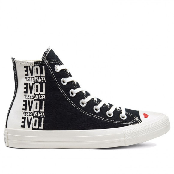 Converse Womens WMNS Chuck Taylor All Star High 'Love Fearlessly ...