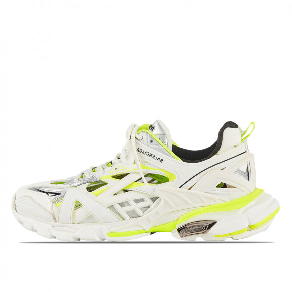 Track.2 White Fluo Yellow (2020) - 568614-W2GN3-9073