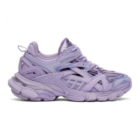 Balenciaga Purple Track 2.0 Sneakers - 568615-W3AG1