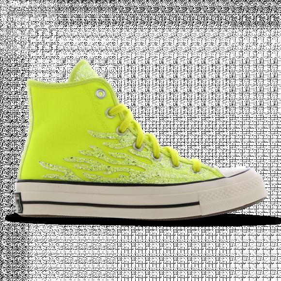 Converse Chuck Taylor All-Star 70s Hi Glitter Shine Lemon - 569388C