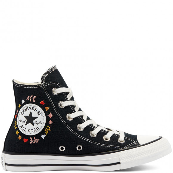 It's Okay To Wander Chuck Taylor All Star High Top - 571081C