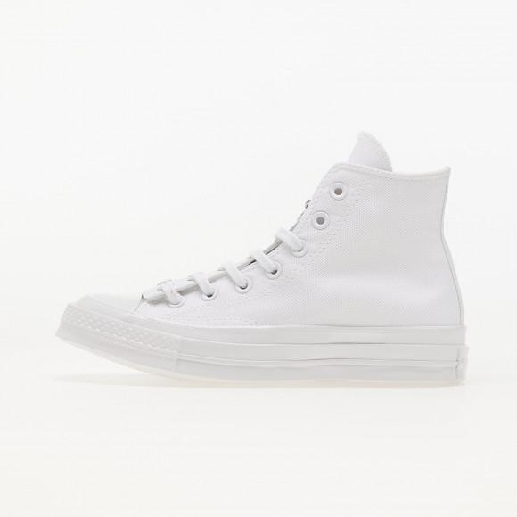 Converse Chuck 70 Canvas Zip White/ Prime Pink/ White - 571431C