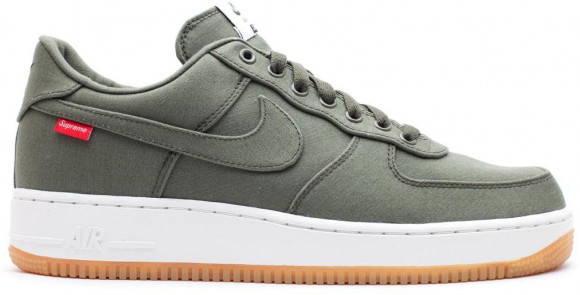 Nike Air Force 1 Low Supreme Olive