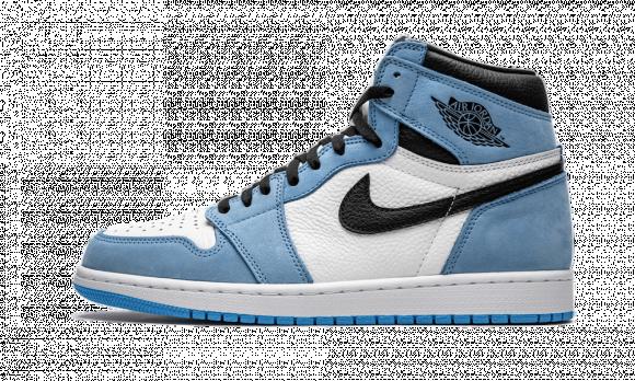 Blue Jordans