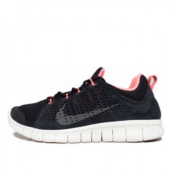 Nike Free Powerlines+ II LTR (Black / Dark Grey - Sail Metallic Silver) - 599476-001