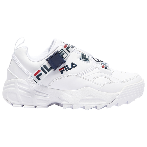 Fila Fast Charge - Women's Running Shoes - White / Navy / Red - 5FM00795-125