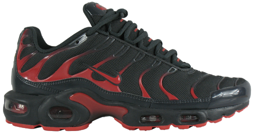 Nike Air Max Plus Anthracite Challenge Red - 604133-030