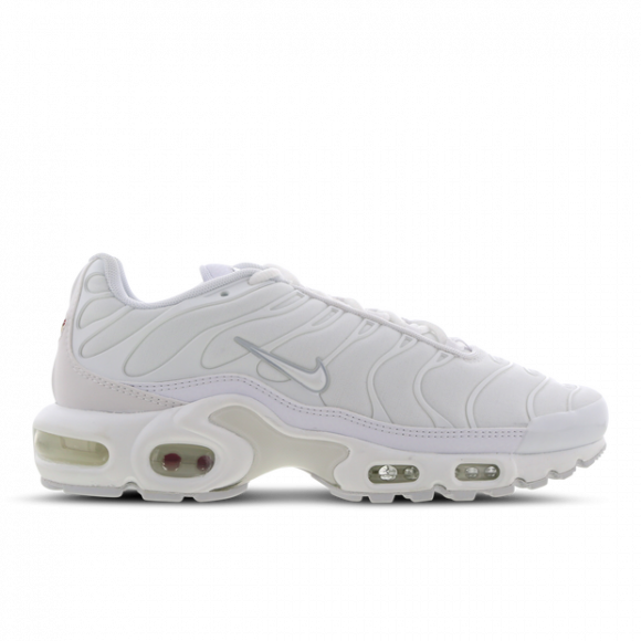 Nike Air Max Plus Women's Shoe - White - 605112-110