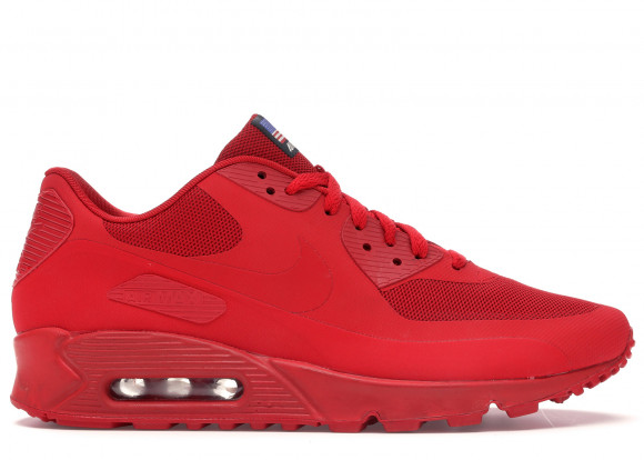 Nike Air Max 90 Hyperfuse Independence Day Red - 613841-660