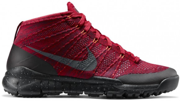Nike Flyknit Trainer Chukka FSB Gym Red Deep Burgundy - 625009-601