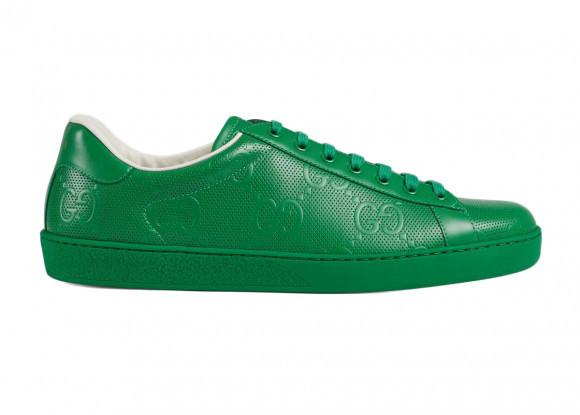 Gucci Ace Green GG - 625787-1XK10-3727