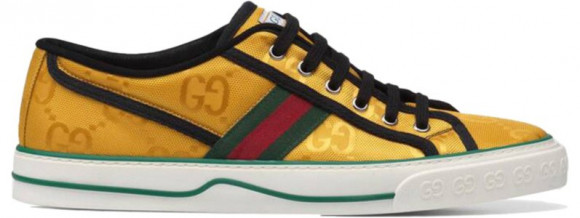 Gucci Tennis 1977 Off the Grid Low 'Yellow' Yellow Sneakers/Shoes 628709-H9H70-7665 - 628709-H9H70-7665