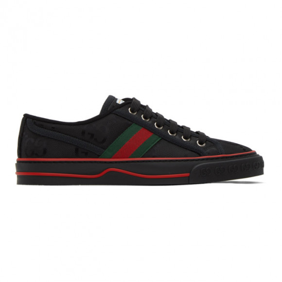 Gucci Black Gucci Tennis 1977 Off The Grid Low-Top Sneakers - 629242-H9H70