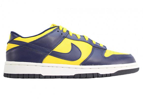 Nike Dunk Low Michigan (2002) - 630358-471