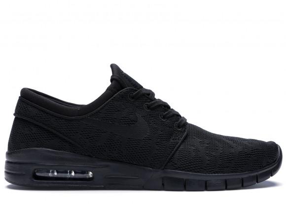 Nike SB Stefan Janoski Max Triple Black - 631303-099
