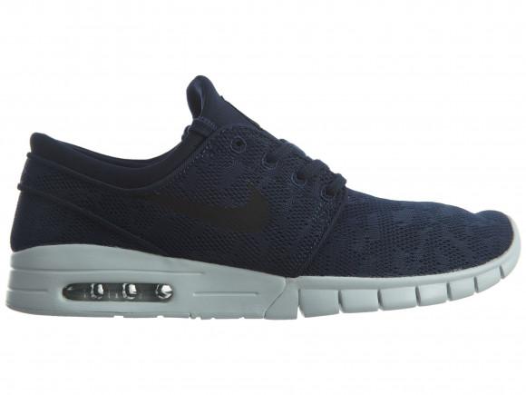 Nike Stefan Janoski Max ObsidianBlack Pure Platinum