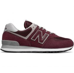 New Balance 574 Sneakers Burgundy- Mens- Size 7 D - 633531-60 18