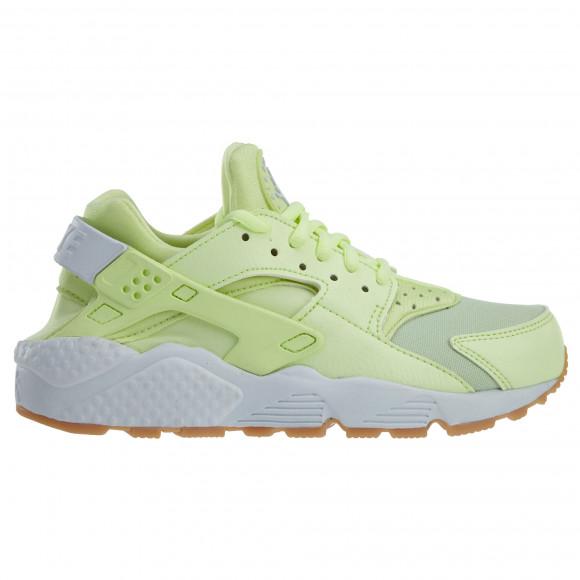 Nike Air Huarache Run Barely Volt White Gum Yellow (W) - 634835-702