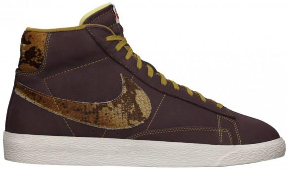 Nike SB Blazer Safari Pack Mahogany Sail - 638322-200