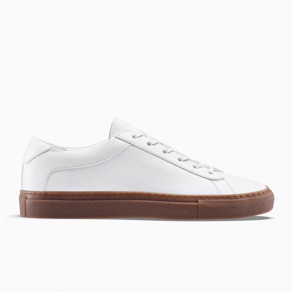 KOIO | Capri White Gum Women's Sneaker 5 (US) / 35 (EU) - 6447548891305