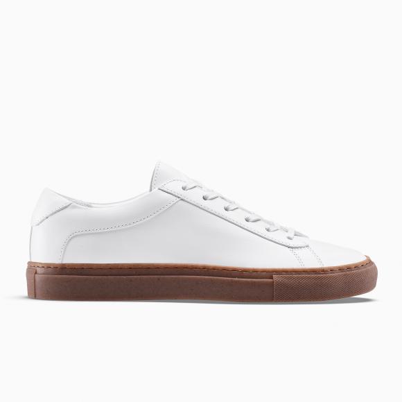 KOIO | Capri White Gum Men's Sneaker 7 (US) / 40 (EU) - 6447888171177